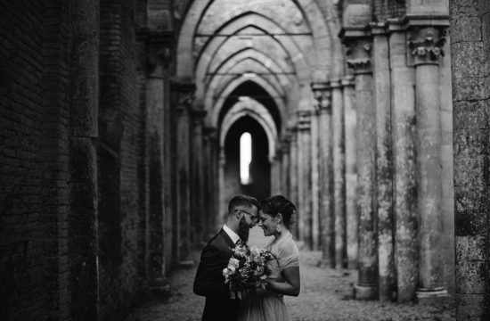 Rock Wedding at San Galgano Abbey - Federico Pannacci Wedding Photographer 74