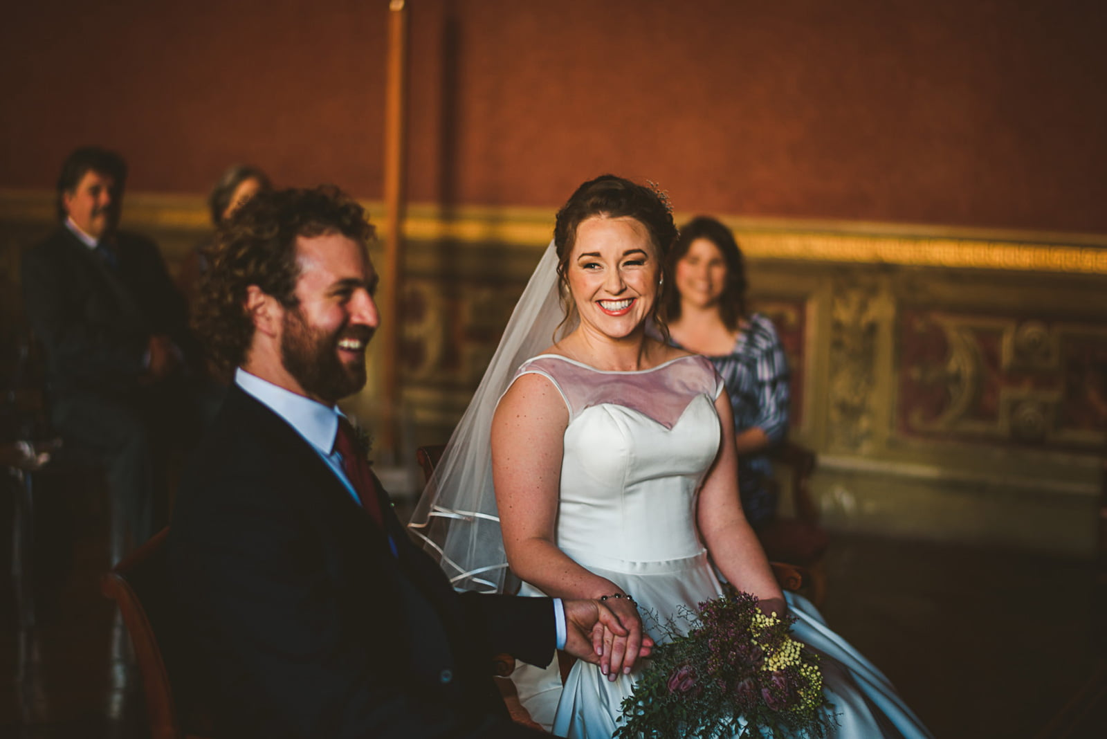 Wedding at Siena, A+L Wedding At Siena Town Hall – By Federico Pannacci Wedding Photographer, Federico Pannacci