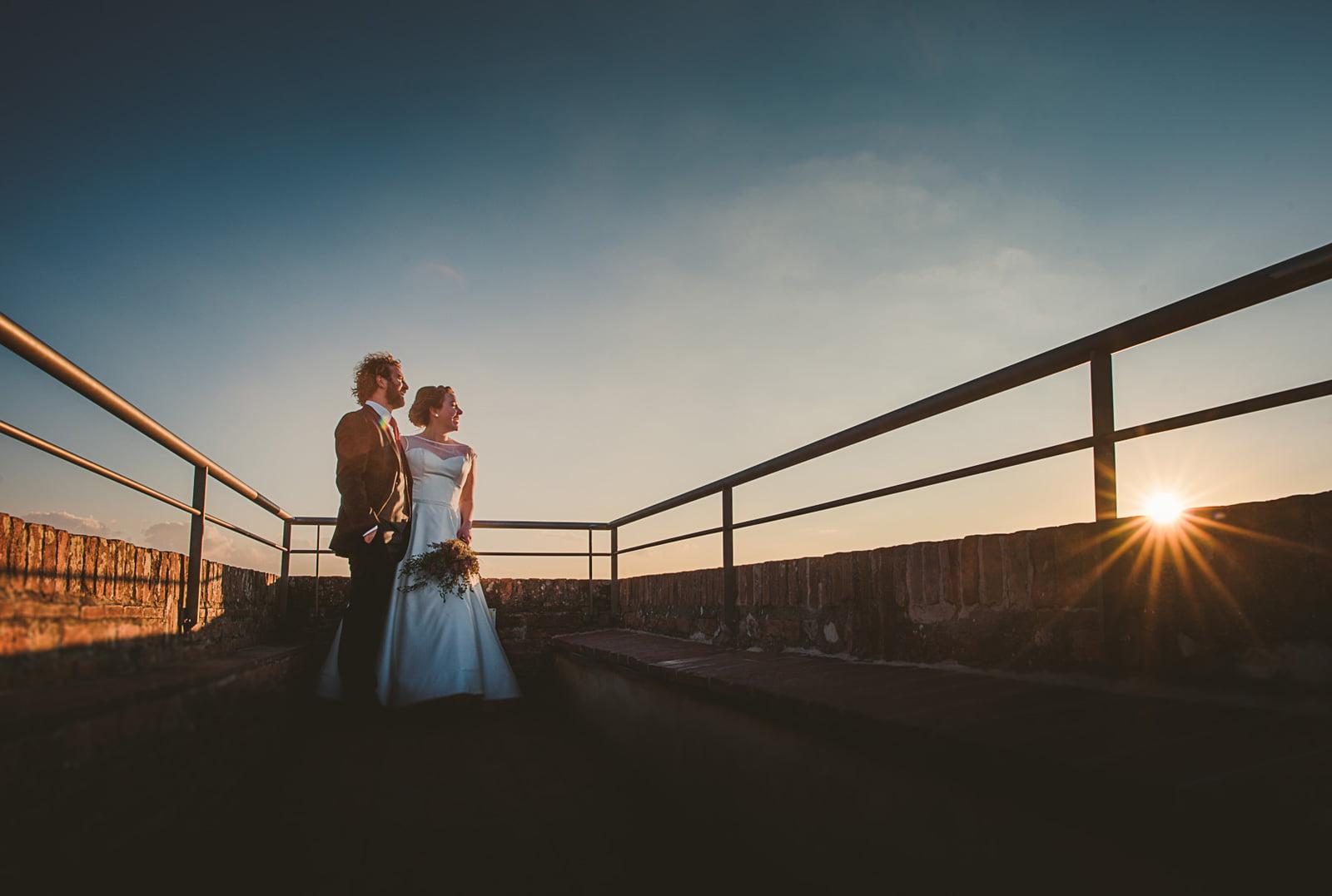 A+L Wedding At Siena Town Hall - By Federico Pannacci Wedding Photographer 111