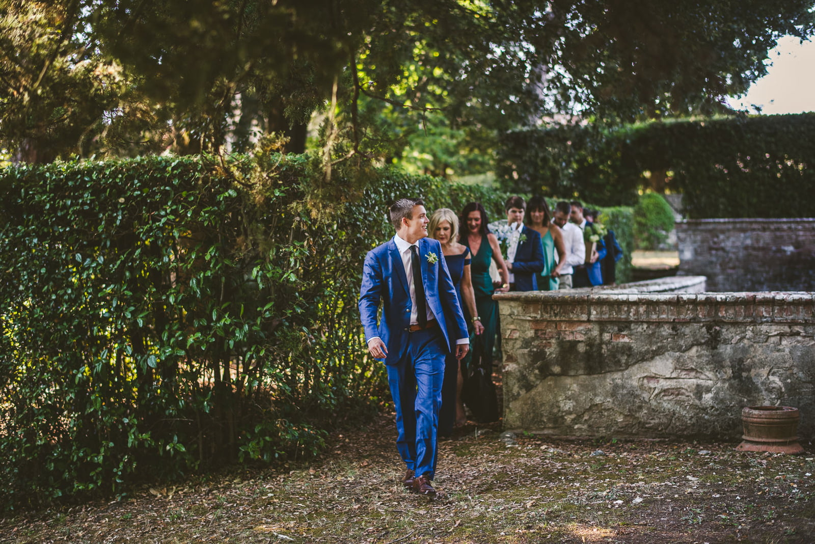 A+L Wedding at Montechiaro, Siena by Federico Pannacci 43