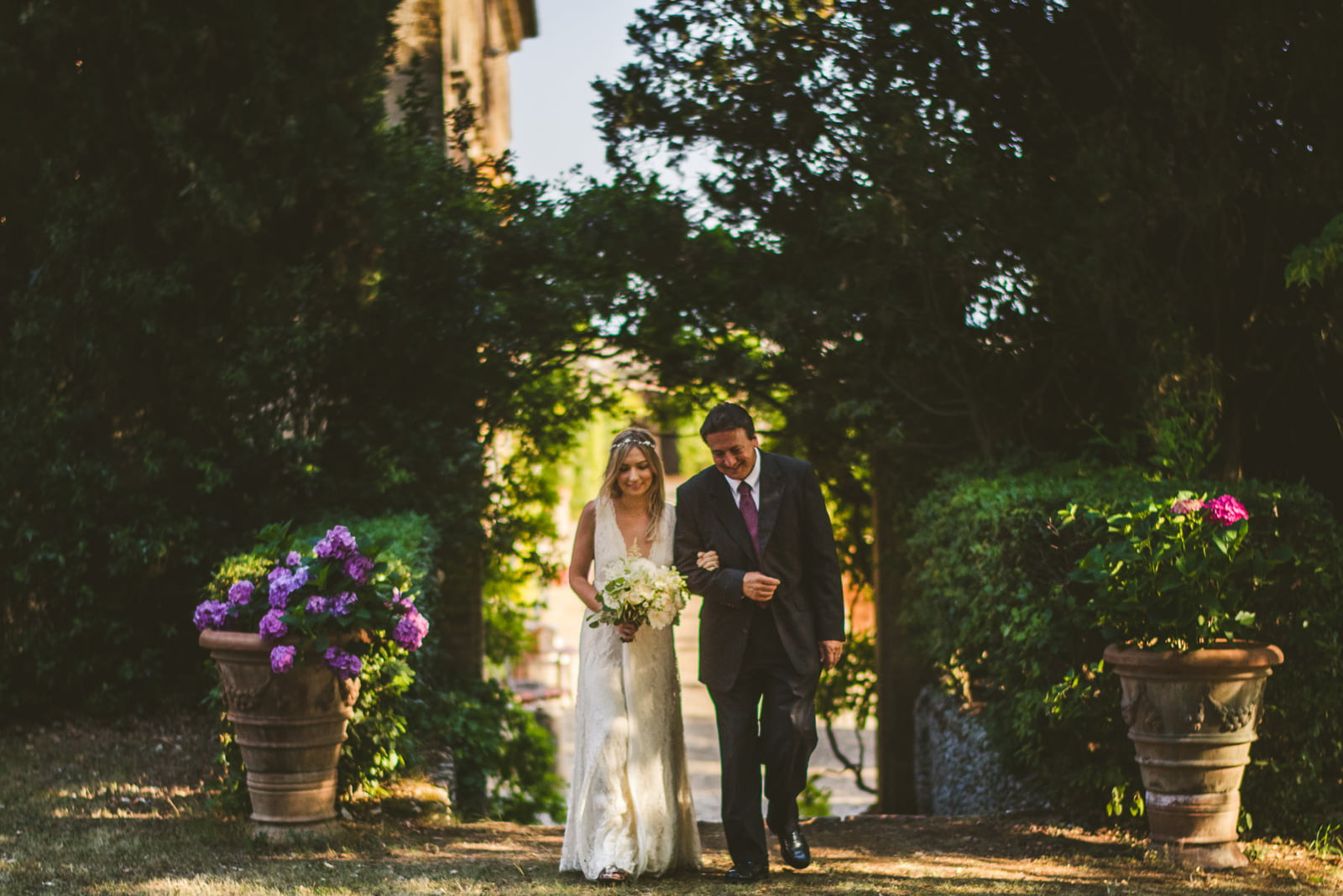 A+L Wedding at Montechiaro, Siena by Federico Pannacci 47