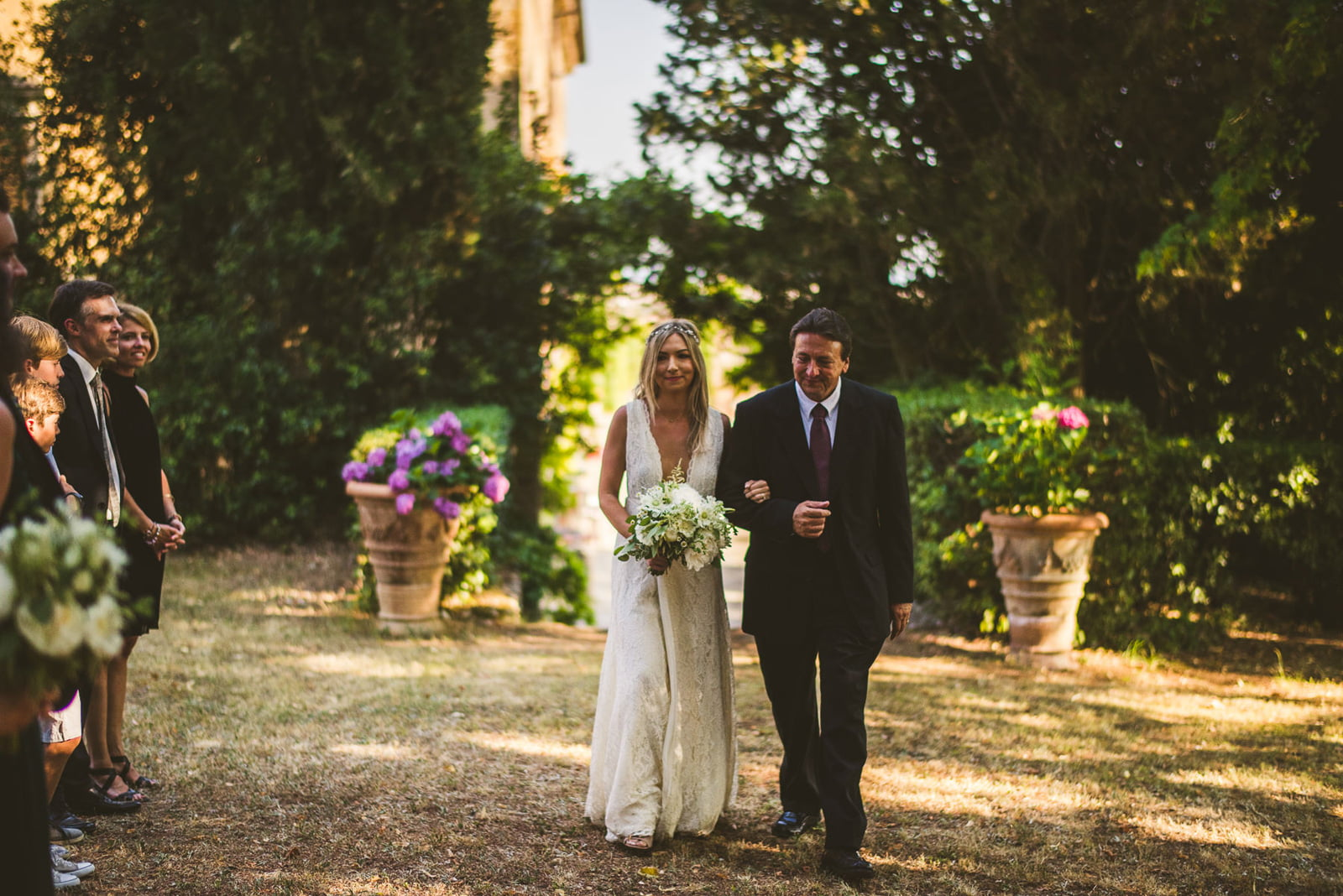 A+L Wedding at Montechiaro, Siena by Federico Pannacci 48