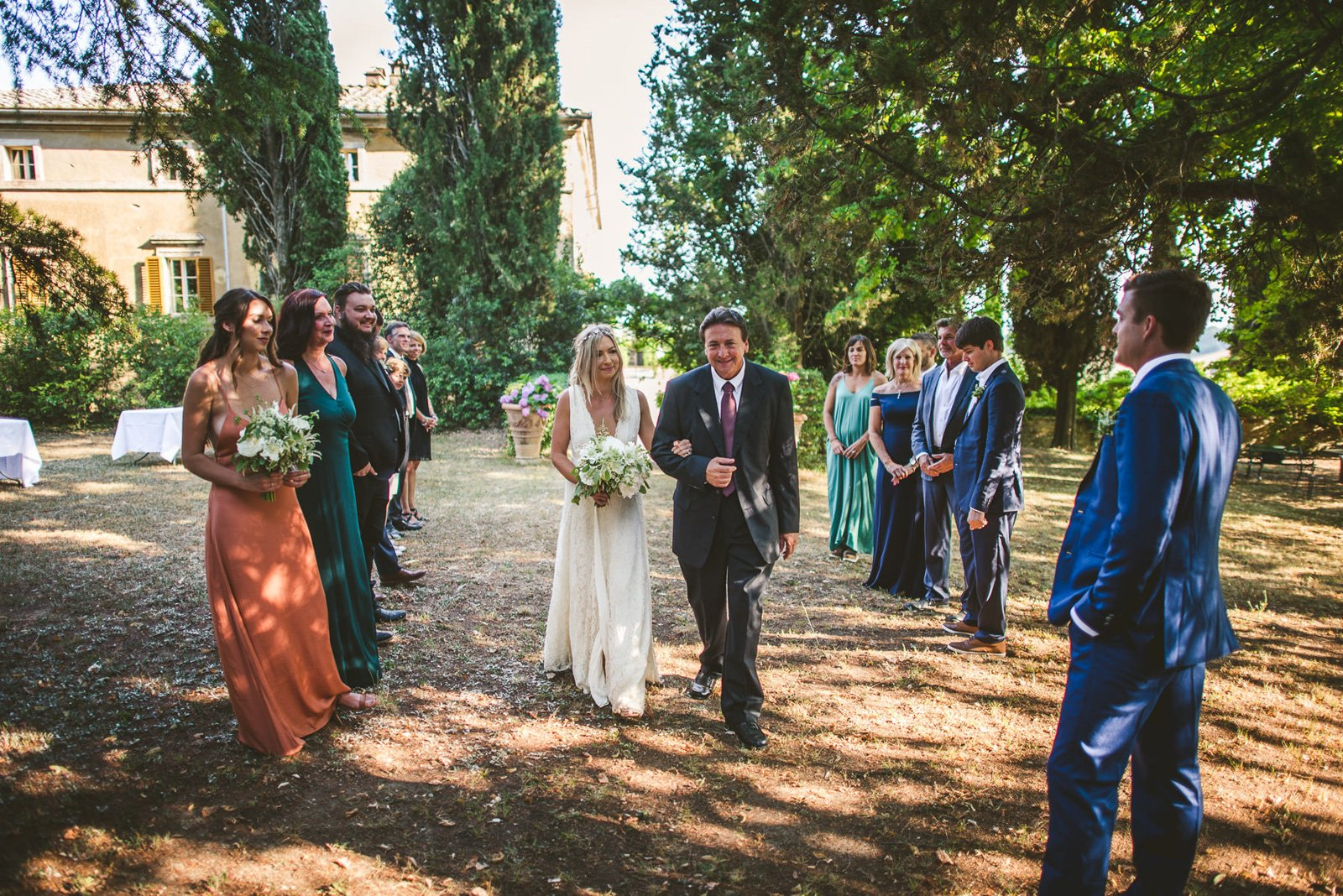 A+L Wedding at Montechiaro, Siena by Federico Pannacci 49