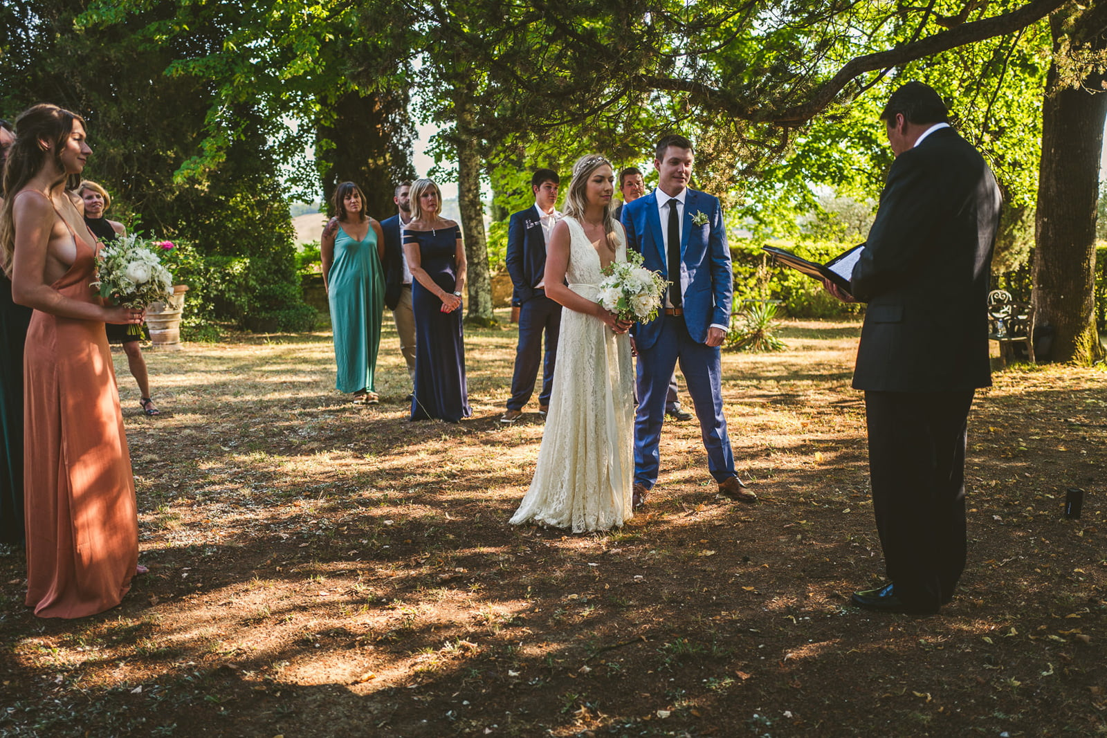 A+L Wedding at Montechiaro, Siena by Federico Pannacci 50