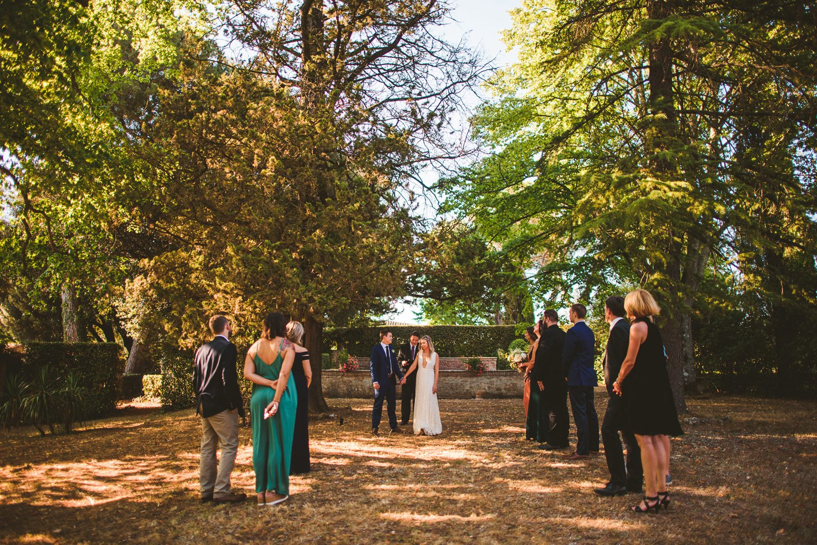 A+L Wedding at Montechiaro, Siena by Federico Pannacci 60