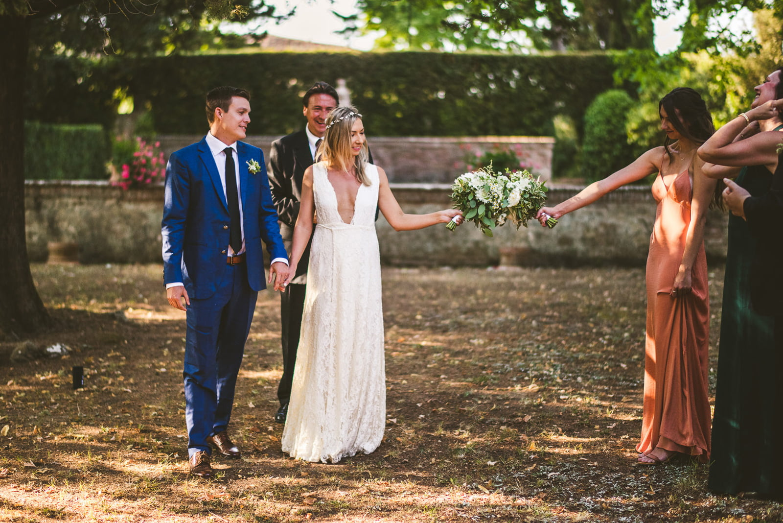 A+L Wedding at Montechiaro, Siena by Federico Pannacci 61