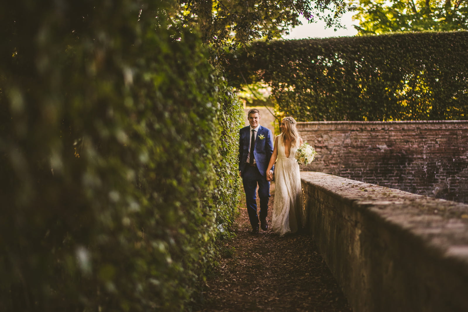 A+L Wedding at Montechiaro, Siena by Federico Pannacci 74
