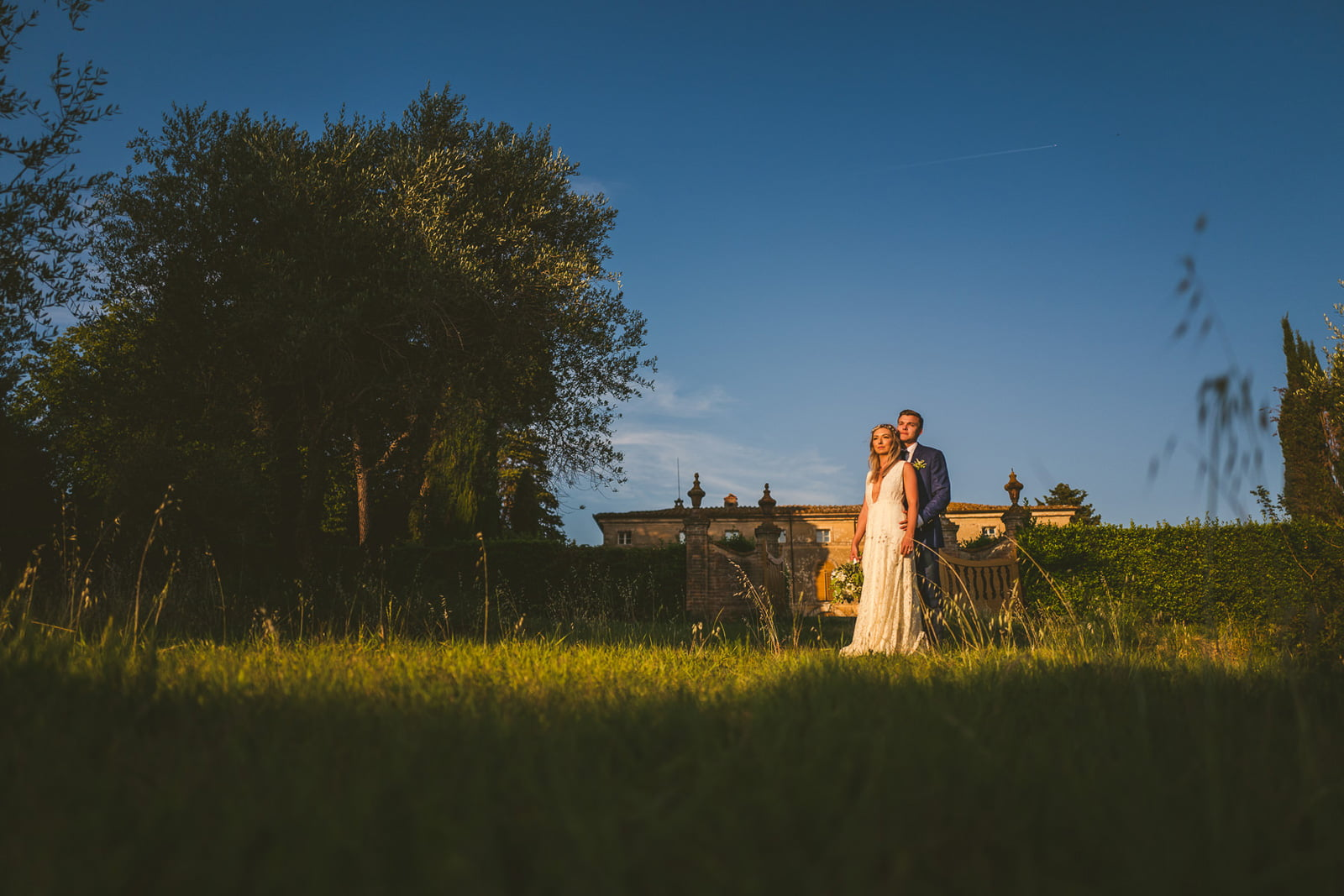 A+L Wedding at Montechiaro, Siena by Federico Pannacci 76