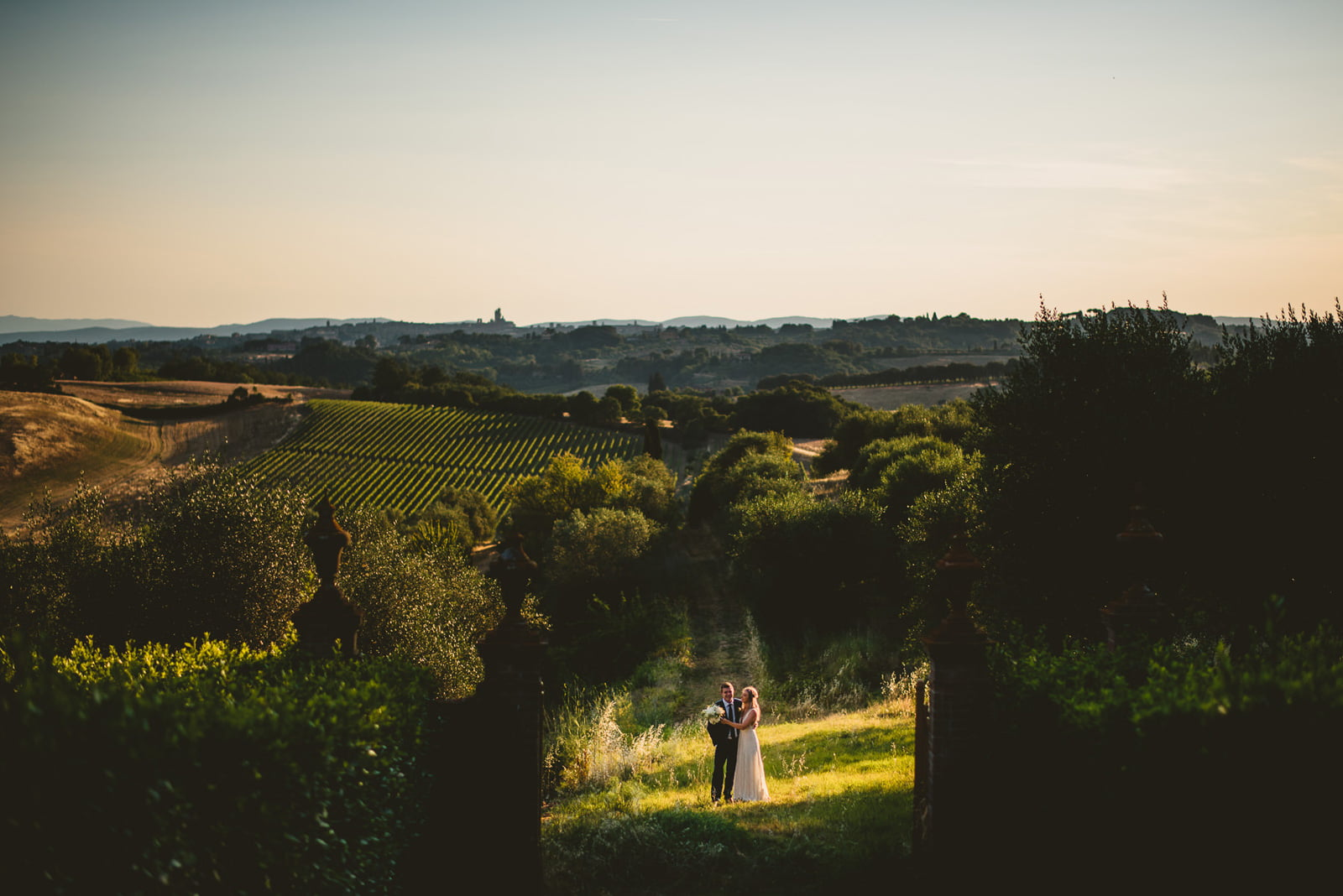 A+L Wedding at Montechiaro, Siena by Federico Pannacci 77