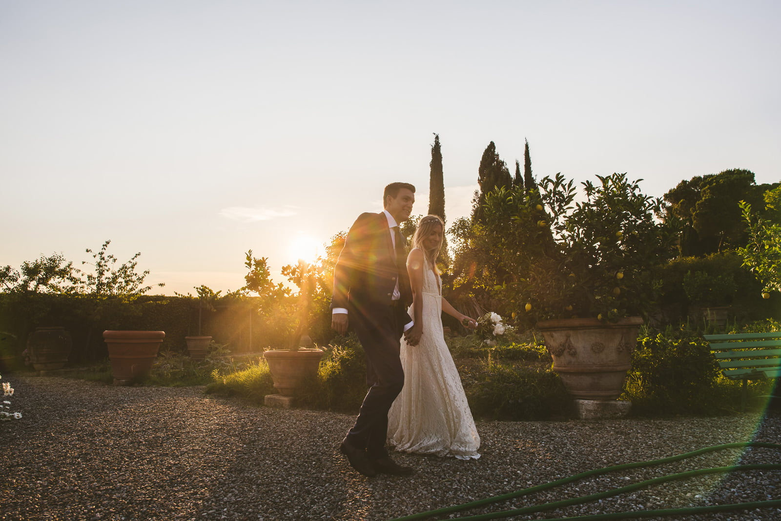A+L Wedding at Montechiaro, Siena by Federico Pannacci 89