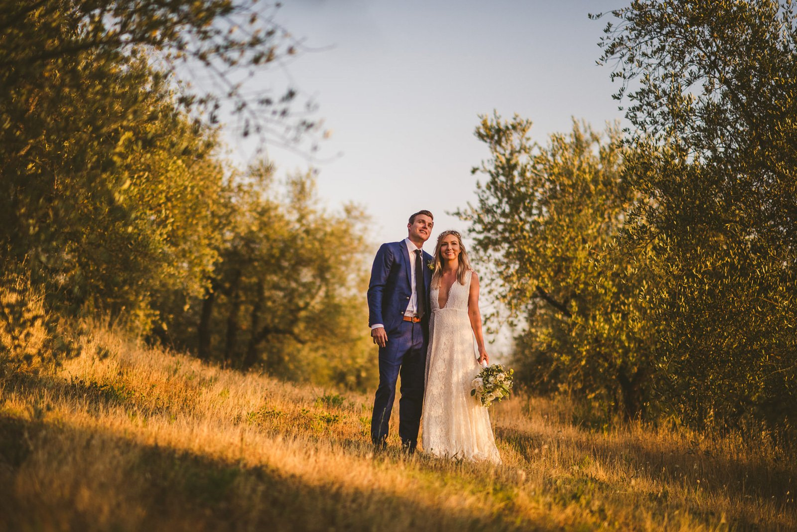 A+L Wedding at Montechiaro, Siena by Federico Pannacci 91