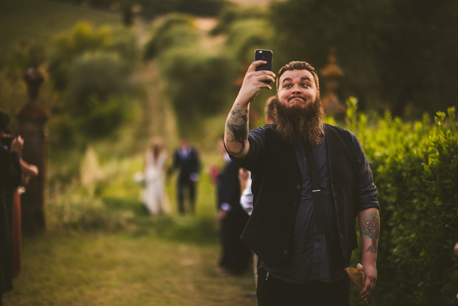 A+L Wedding at Montechiaro, Siena by Federico Pannacci 92