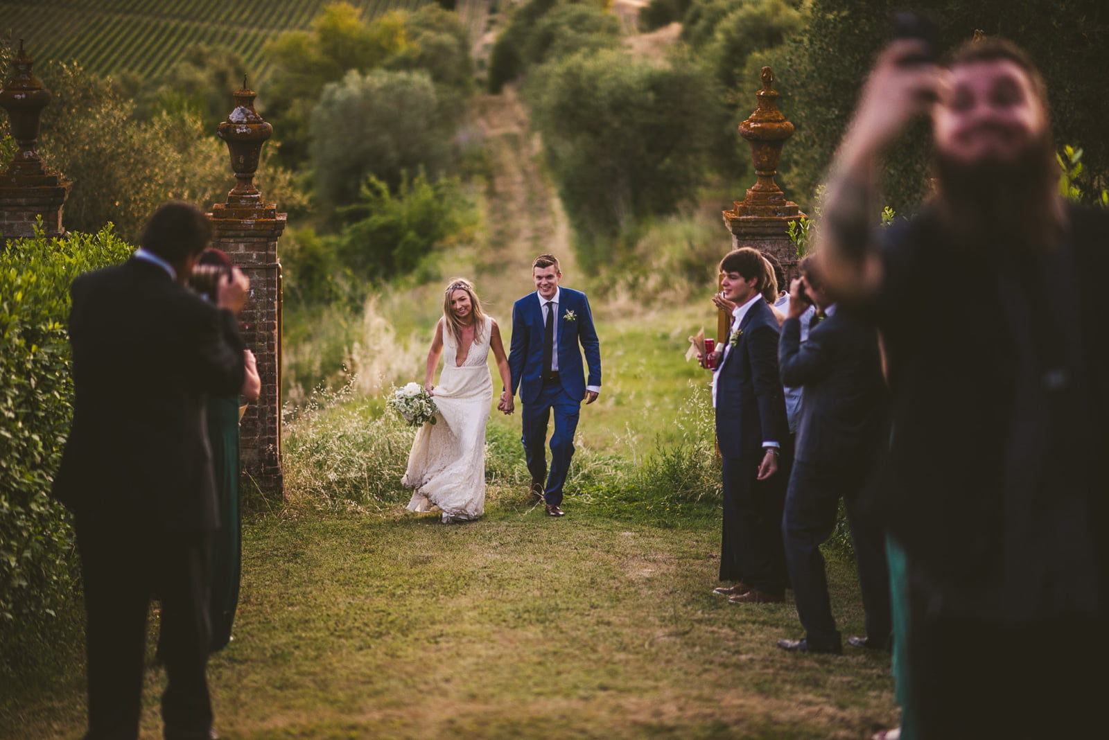 A+L Wedding at Montechiaro, Siena by Federico Pannacci 93