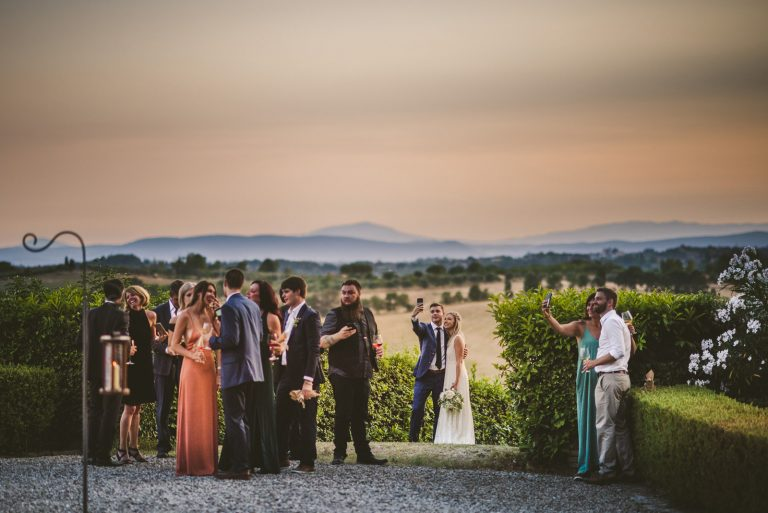 A+L Wedding at Montechiaro, Siena by Federico Pannacci 96
