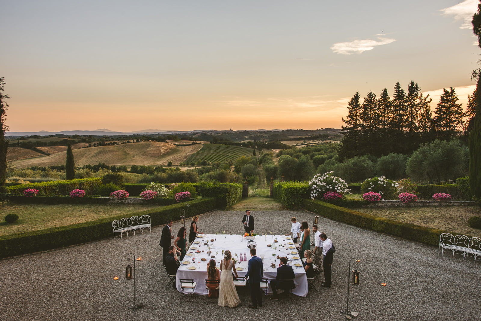 A+L Wedding at Montechiaro, Siena by Federico Pannacci 97