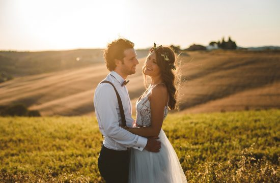 Countryside Wedding in Val d'Orcia, Agriturismo il Rigo 43
