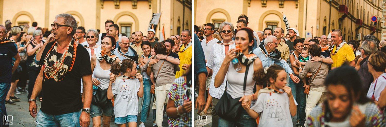 , Palio di Siena Agosto 2018