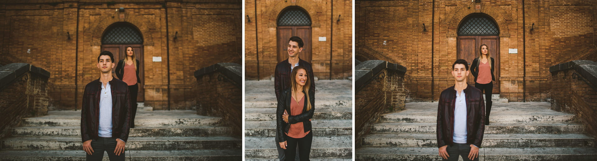 , Engagement and Portrait Couple in Siena, Tuscany, Federico Pannacci, Federico Pannacci