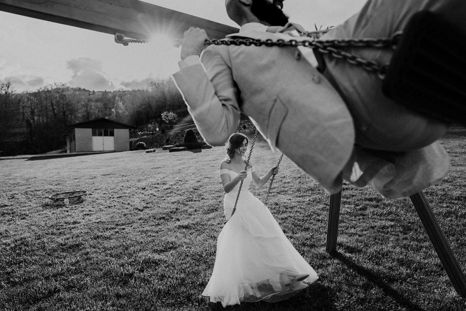 Intimate Wedding at Poppi in Tuscany 77