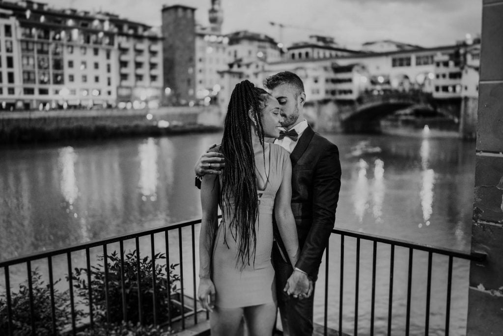 Engagement in Florence, Engagement in Florence at The Rose Garden, Federico Pannacci, Federico Pannacci