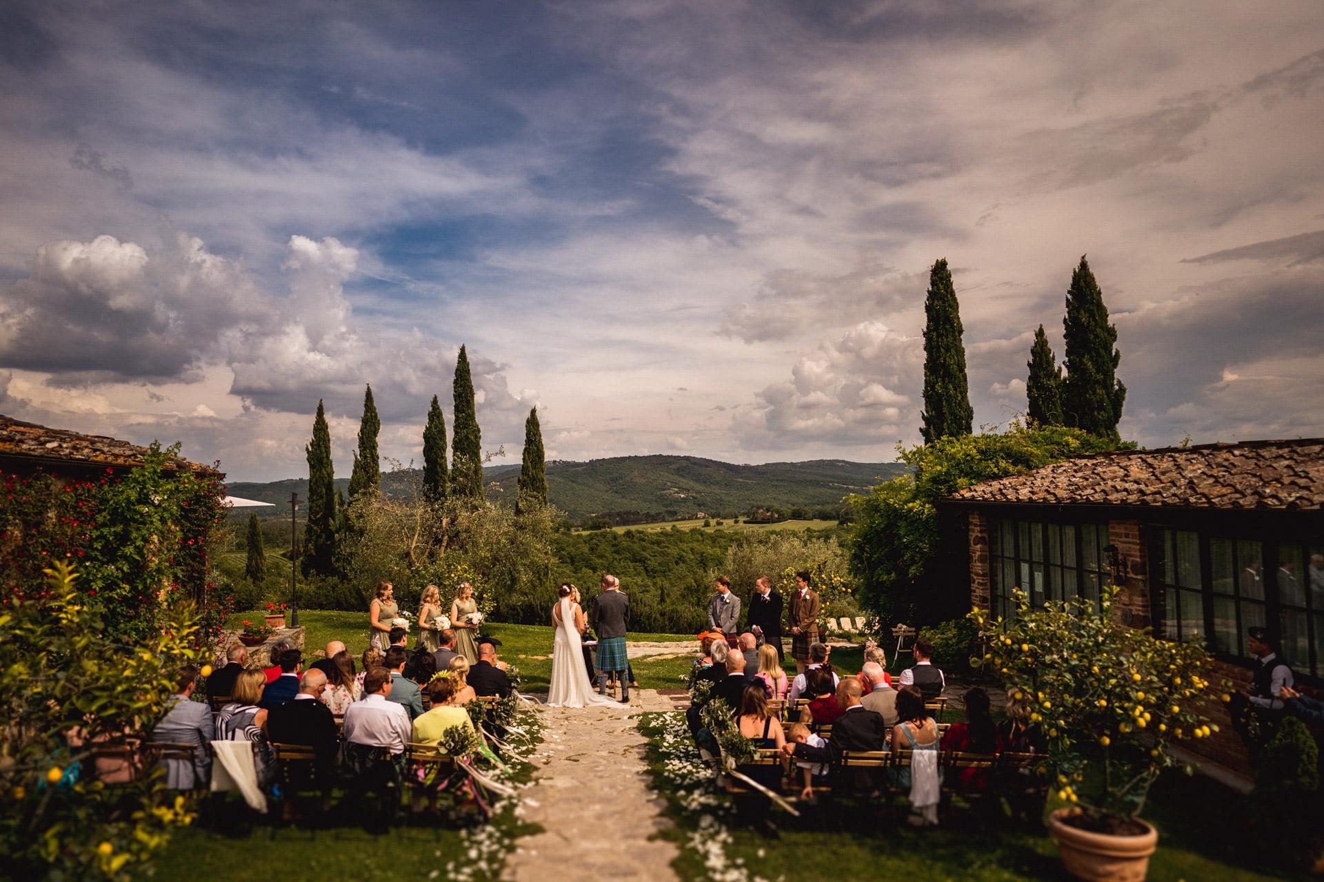 Scottish Wedding at Casa Cornacchi 40