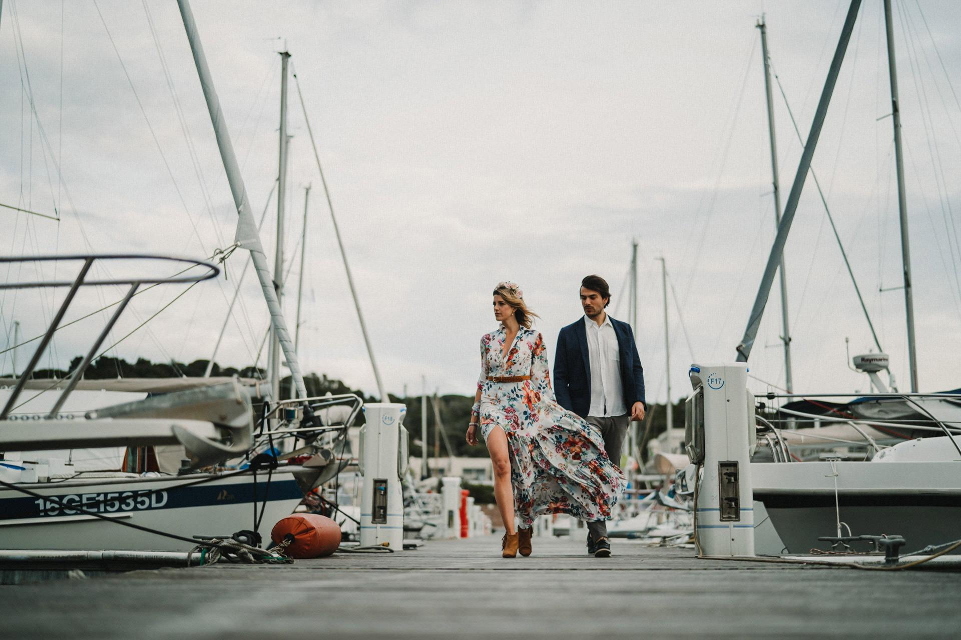 Wedding Styled Shoot, Wedding Style Shoot Over the Sea, Federico Pannacci, Federico Pannacci