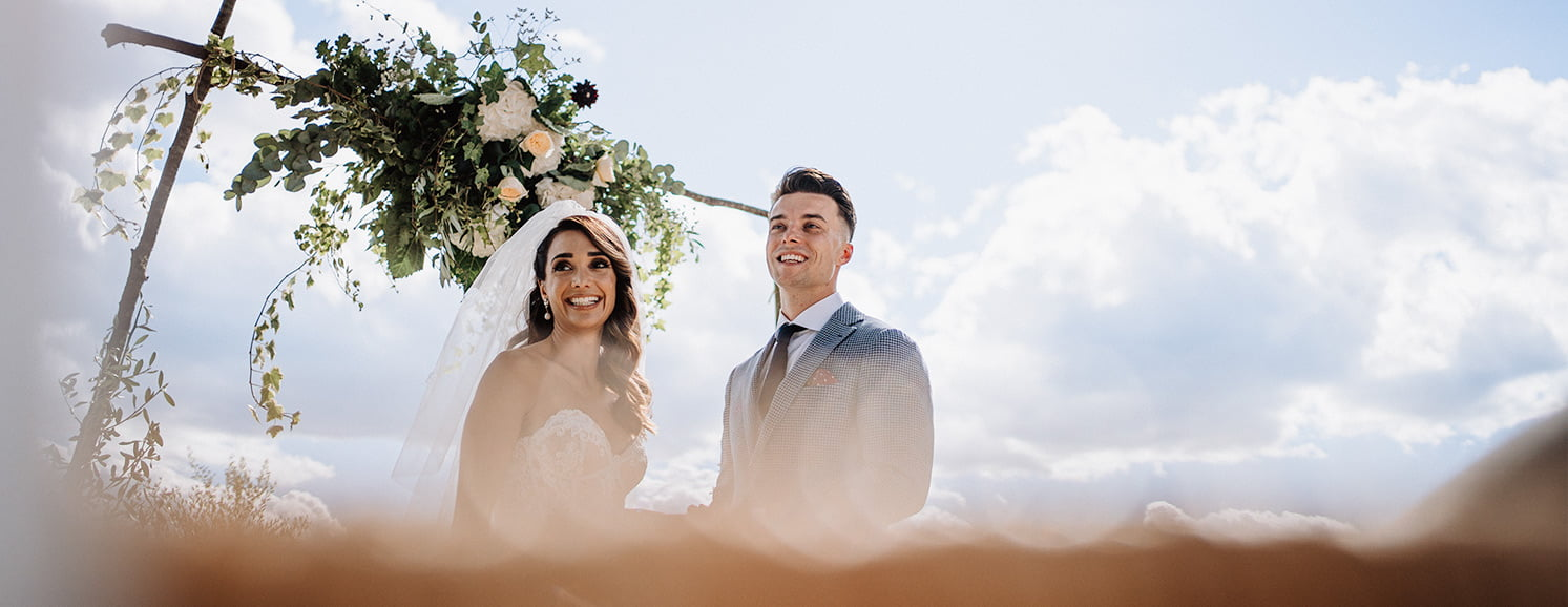 Representative image of a faboulus wedding in tuscany